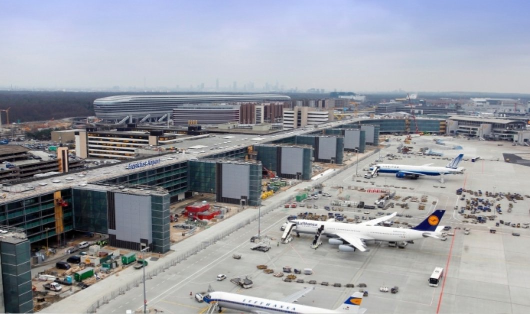 Fraport: Έσοδα 233,3 εκατ. και κέρδη 14,4 εκατ. από τα 14 αεροδρόμια το 2017 - στα 300 εκατ. θα φτάσουν φέτος - Κυρίως Φωτογραφία - Gallery - Video