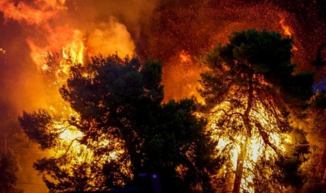 Σε κατάσταση έκτακτης ανάγκης η Αττική  - Κυρίως Φωτογραφία - Gallery - Video