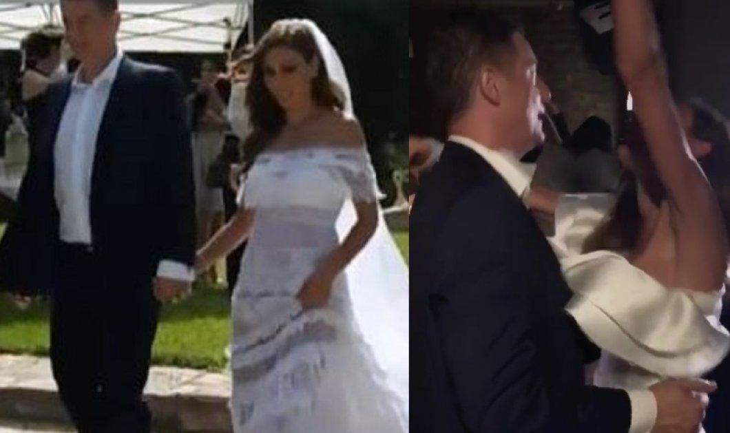 Παντρεύτηκε ο Αντώνης Σρόιτερ την ωραία Ιωάννα του- Βάπτισαν & την μικρότερη κορούλα τους (ΦΩΤΟ) - Κυρίως Φωτογραφία - Gallery - Video