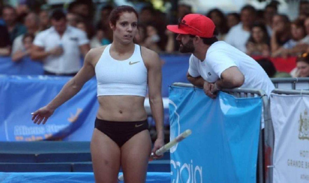 Η Κατερίνα Στεφανίδη «πέταξε» στα 4,82 μ. - Πρωτιά στο Diamond League της Λοζάνης (Βίντεο) - Κυρίως Φωτογραφία - Gallery - Video