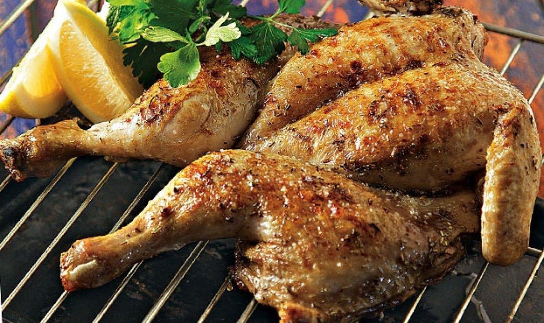 Φτιάξτε το & θα σας ενθουσιάσει! Κοτόπουλο πεταλούδα σε αρωματική μαρινάδα από την Αργυρώ Μπαρμπαρίγου - Κυρίως Φωτογραφία - Gallery - Video