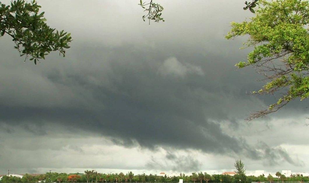 Χαλάει πάλι ο καιρός: Σαββατοκύριακο με βροχές και καταιγίδες - Κυρίως Φωτογραφία - Gallery - Video