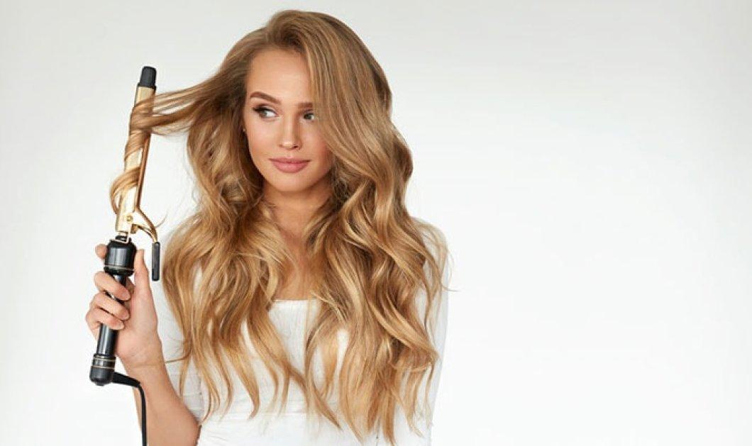 Μυστικά και τρόποι για τέλειες μπούκλες με ψαλίδι μαλλιών (Φωτό & Βίντεο) - Κυρίως Φωτογραφία - Gallery - Video