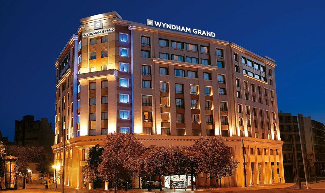 Wyndham Grand Residences & Suites, σήμερα ανοίγει το 7ο ξενοδοχείο της στην Αττική η Zeus International  (Φωτό) - Κυρίως Φωτογραφία - Gallery - Video