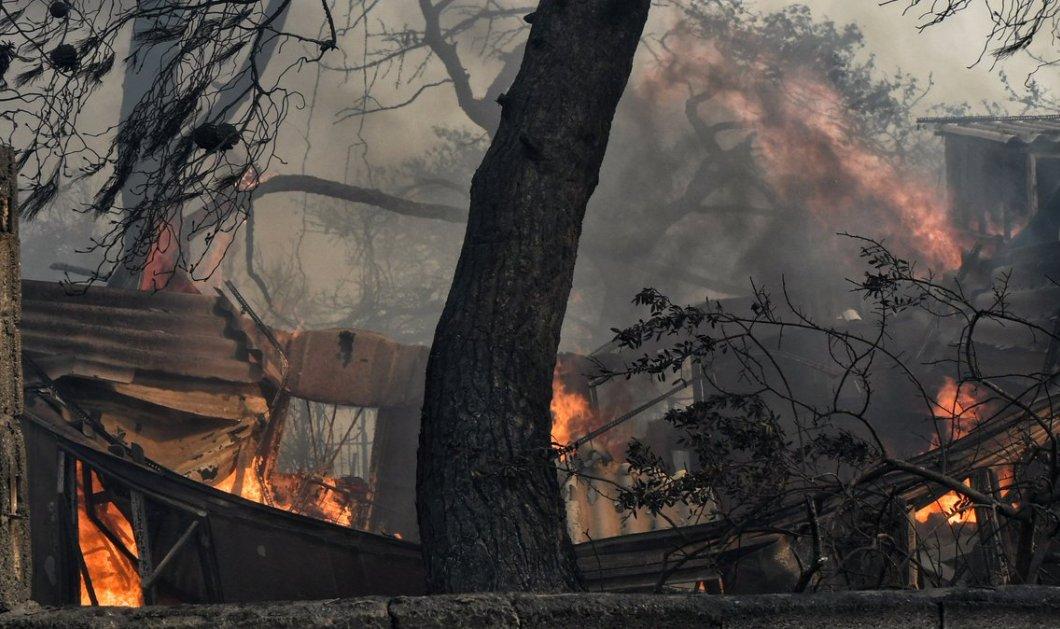 Όμιλος Κοπελούζου: 2 εκατ. € για τους πληγέντες της πυρκαγιάς  - Κυρίως Φωτογραφία - Gallery - Video