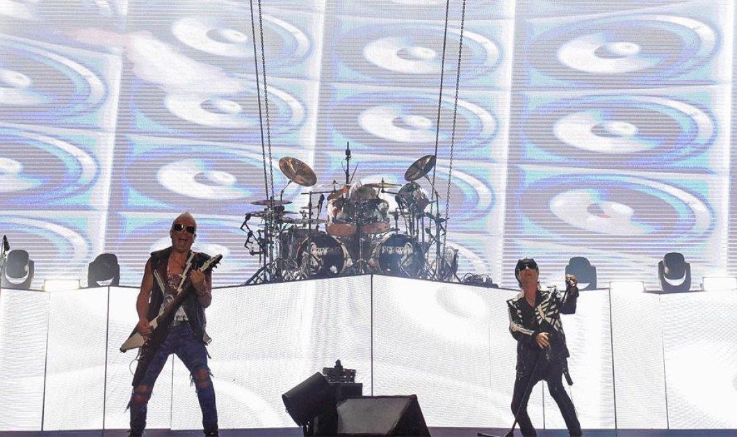 Καλλιμάρμαρο: Oι Scorpions έδωσαν την ψυχή τους σε ένα κοινό που παραληρούσε γράφοντας ιστορία ξανά (Φωτό & Βίντεο) - Κυρίως Φωτογραφία - Gallery - Video