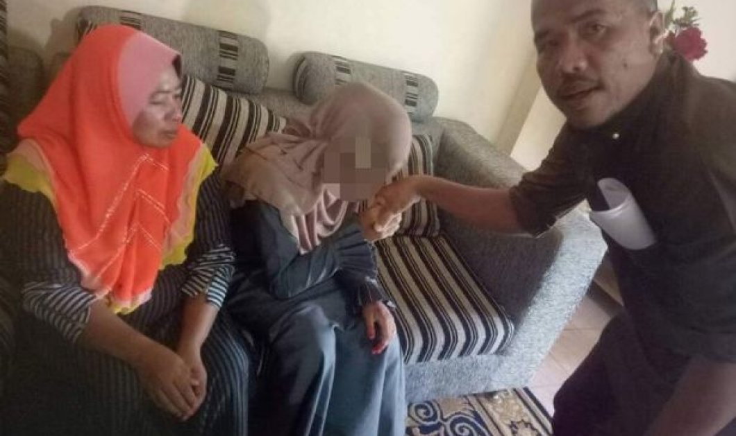 Μαλαισία: Tρίτος γάμος 41χρονου με ένα κοριτσάκι 11 ετών- Σάλος & ψεύτικες δικαιολογίες (ΦΩΤΟ) - Κυρίως Φωτογραφία - Gallery - Video