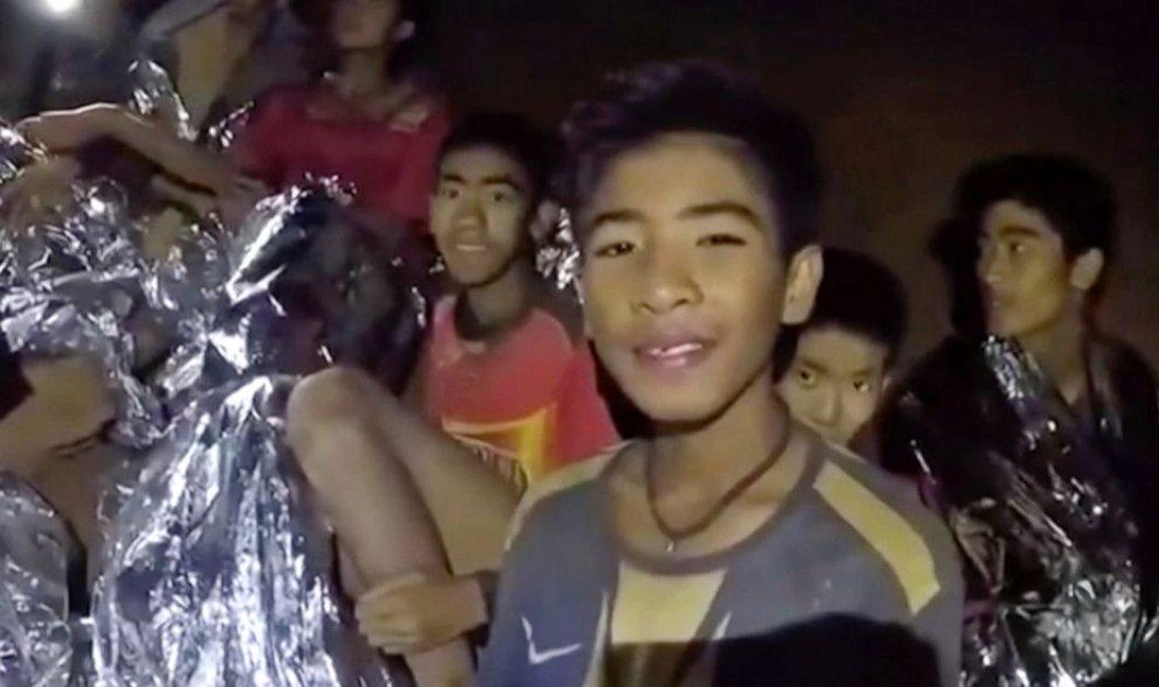 Live: Ταϊλάνδη- Ξεκινά & πάλι η προσπάθεια απεγκλωβισμού των αγοριών- Πως βγήκαν από το σπήλαιο τα 4 παιδιά - Κυρίως Φωτογραφία - Gallery - Video