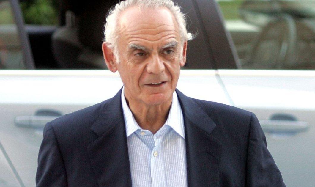 Αποφυλακίζεται ο Άκης Τσοχατζόπουλος- Δεκτή η αίτησή του από το Πενταμελές Εφετείο Αθηνών - Κυρίως Φωτογραφία - Gallery - Video
