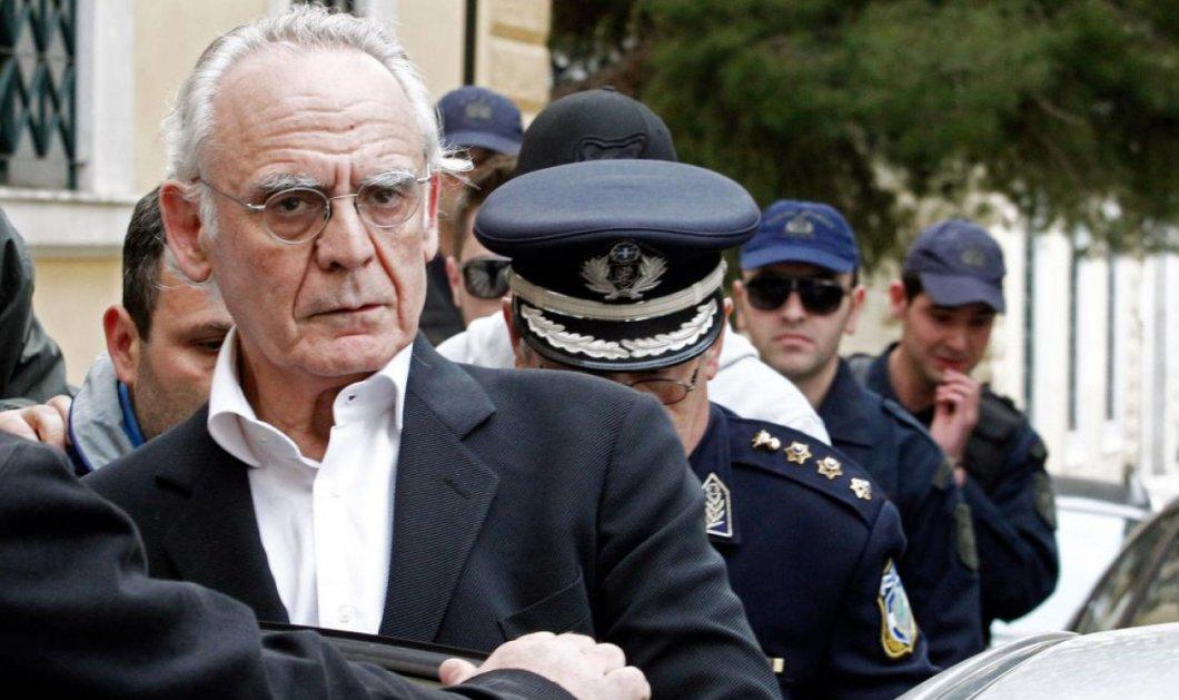 Από τις 11 το πρωί εκτός φυλακής ο Άκης Τσοχατζόπουλος- «Κρυστάλλινη απόφαση. Μας αγκάλιασε, μας φιλούσε όταν το έμαθε» - Κυρίως Φωτογραφία - Gallery - Video