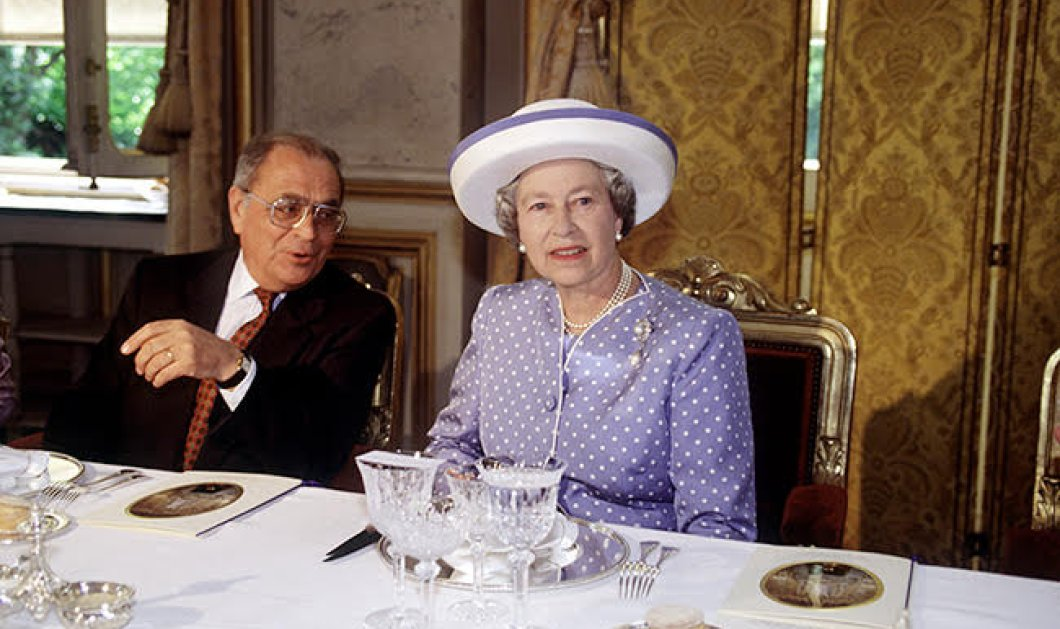 Ο σεφ Της βασίλισσας Ελισάβετ αποκαλύπτει: Να τι τρώει όταν είναι μόνη της - Έχει δε πολύ παλιά κατσαρολικά της κουζίνας (φωτο) - Κυρίως Φωτογραφία - Gallery - Video