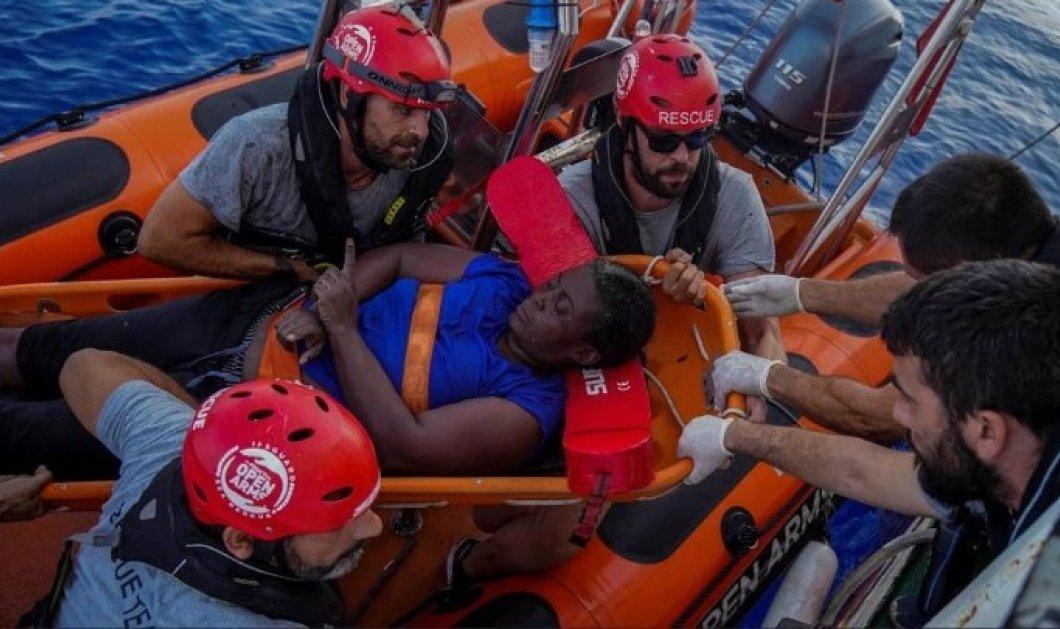 Μαρκ Γκασόλ: Είναι απάνθρωπο, εγκληματικό να πεθαίνουν άνθρωποι στη Μεσόγειο - Κυρίως Φωτογραφία - Gallery - Video