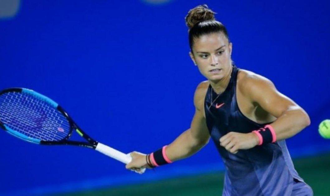 Good news : Η λέαινα του τένις Μαρία Σάκκαρη στον τελικό του WTA για πρώτη φορά (βιντεο) - Κυρίως Φωτογραφία - Gallery - Video