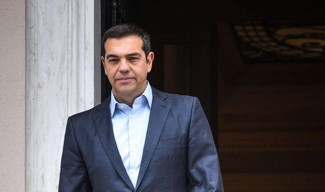Τσίπρας: «Οι πολυμήχανοι Έλληνες γράψαμε το τέλος των Μνημονίων - Η Ιθάκη είναι μόνο η αρχή» (Βίντεο) - Κυρίως Φωτογραφία - Gallery - Video