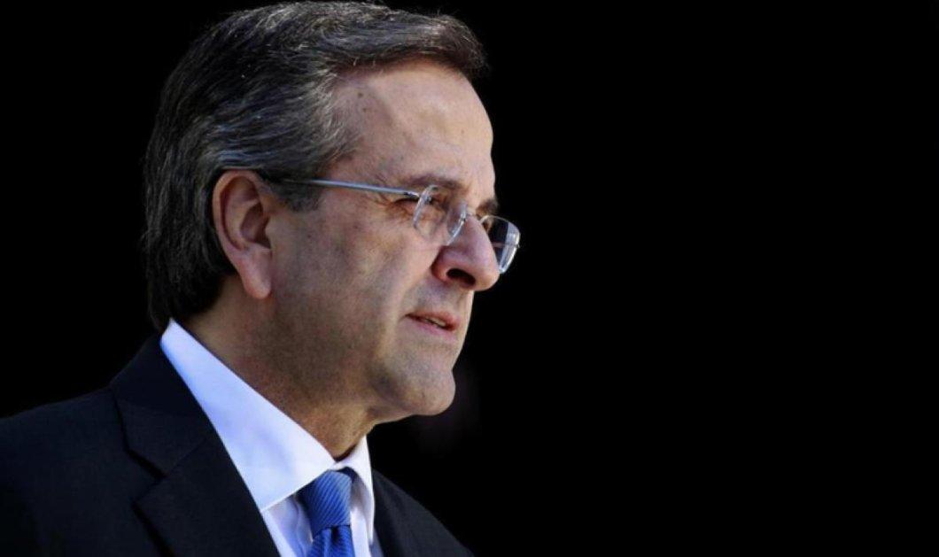 """Απάντηση Σαμαρά στον πρόεδρο της ΟΙΕΛΕ: """"Ως εδώ η χυδαιότητα και η πολιτική αλητεία του ΣΥΡΙΖΑ"""" - Κυρίως Φωτογραφία - Gallery - Video"""