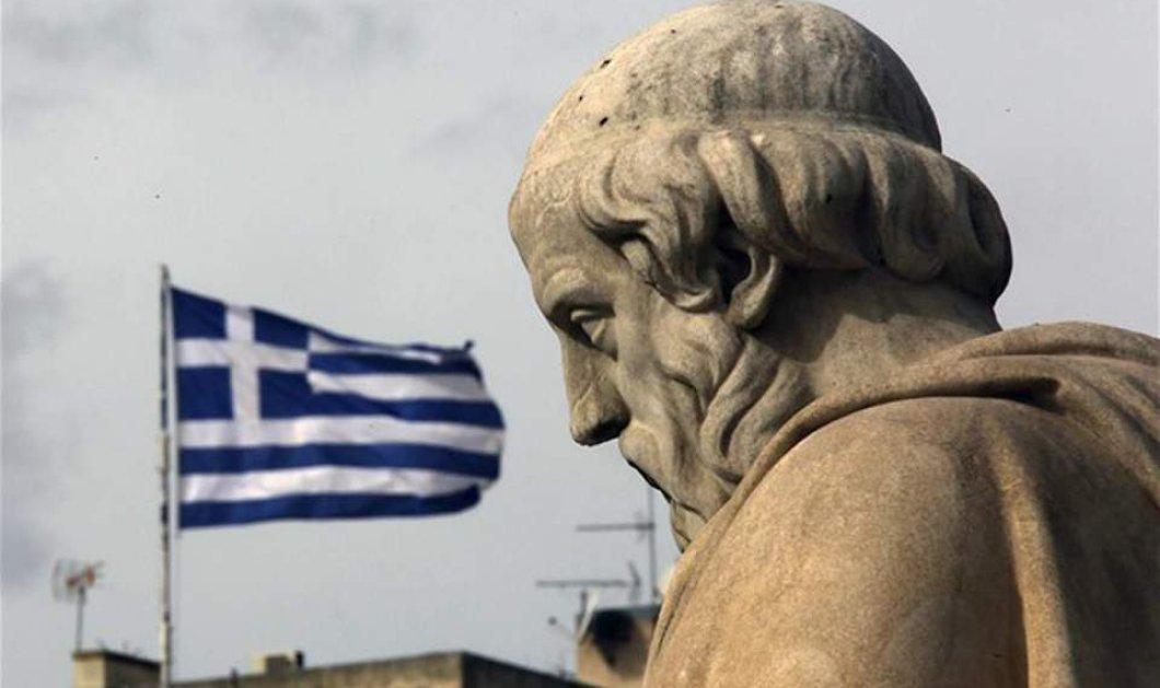 Ένα παιδί μάς εξηγεί τι σημαίνει να είσαι Έλληνας - Η απάντηση που έχει γίνει viral (Φωτό) - Κυρίως Φωτογραφία - Gallery - Video