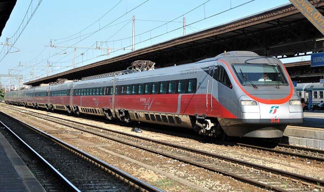 Good news: Ένα «ασημένιο βέλος» στη ΔΕΘ - Το τρένο που θα κάνει το Αθήνα - Θεσσαλονίκη σε ούτε 4 ώρες - Κυρίως Φωτογραφία - Gallery - Video