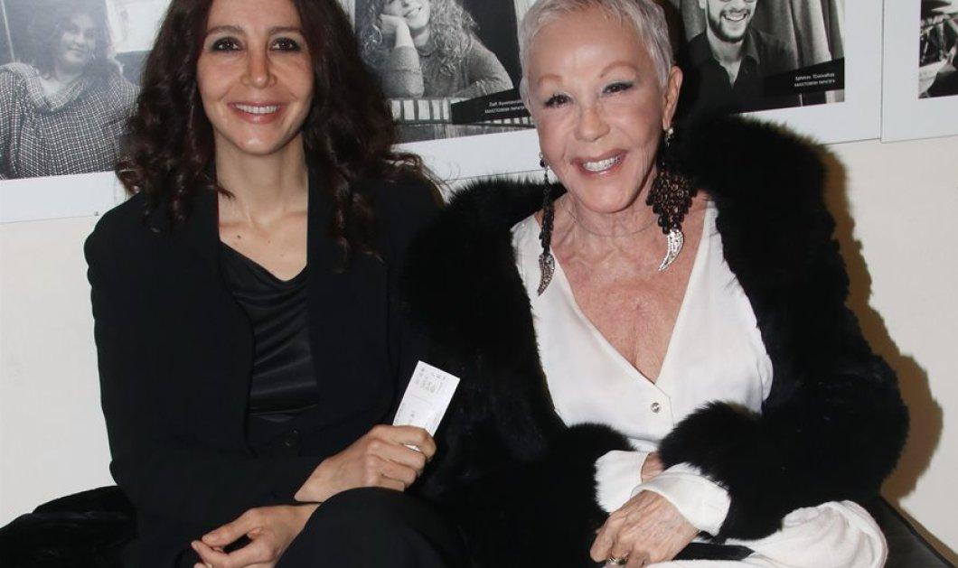 Ένας χρόνος χωρίς τη Ζωή Λάσκαρη: Η Μαρία Ελένη Λυκουρέζου θυμάται τη μητέρα της με ένα συγκινητικό μήνυμα και μια υπέροχη φωτογραφία! (φωτο) - Κυρίως Φωτογραφία - Gallery - Video