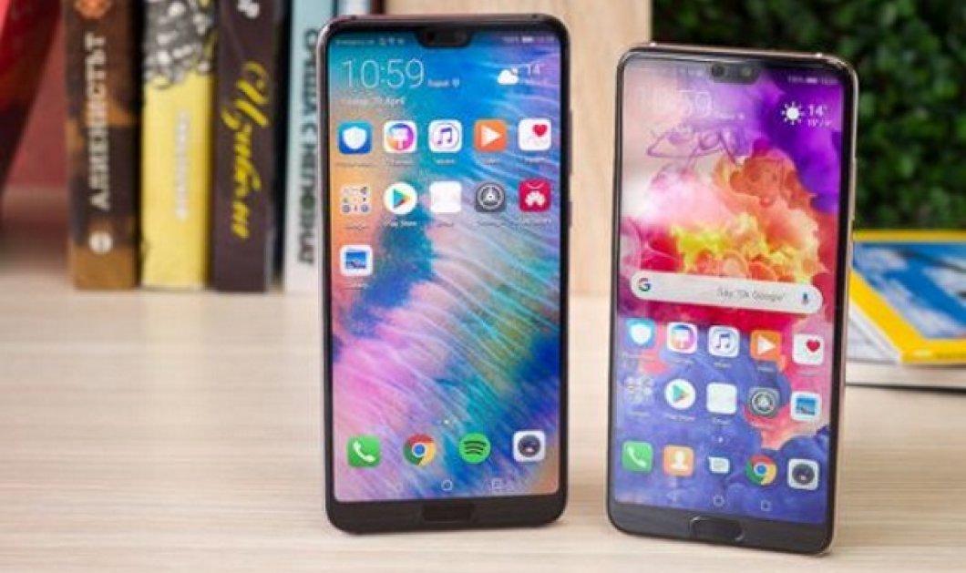 Η Huawei ξεπέρασε την Apple στις πωλήσεις smartphones - Είναι δεύτερη πίσω από τη Samsung (Βίντεο) - Κυρίως Φωτογραφία - Gallery - Video