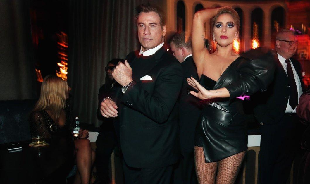 Ο John Travolta πέρασε τη νύχτα με την Lady Gaga – (Φωτό) - Κυρίως Φωτογραφία - Gallery - Video