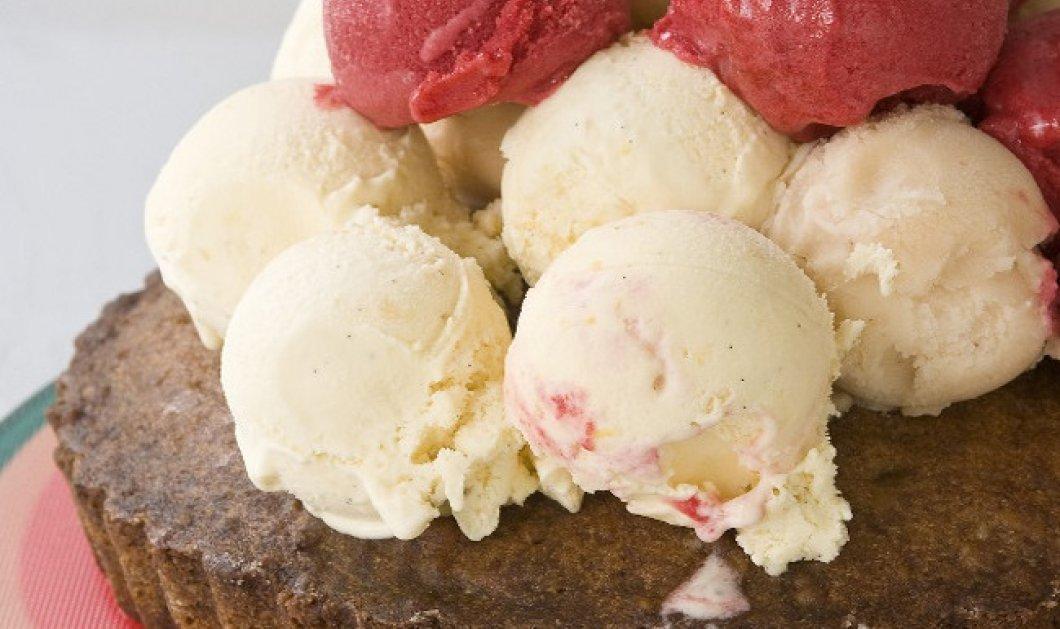 Πανεύκολη και γλυκιά καρυδόπιτα με παγωτό από τον Στέλιο Παρλιάρο - Κυρίως Φωτογραφία - Gallery - Video