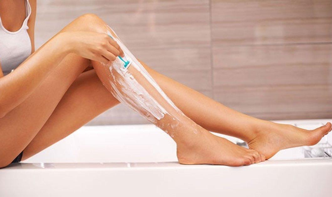 Μυστικά για τέλειο ξύρισμα ποδιών με μεγάλη διάρκεια - Κυρίως Φωτογραφία - Gallery - Video