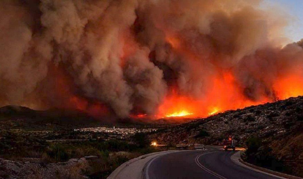 Πυρκαγιά στο Μάτι: Οι νεκροί έφτασαν τους 98 - Κατέληξε 83χρονη - Κυρίως Φωτογραφία - Gallery - Video