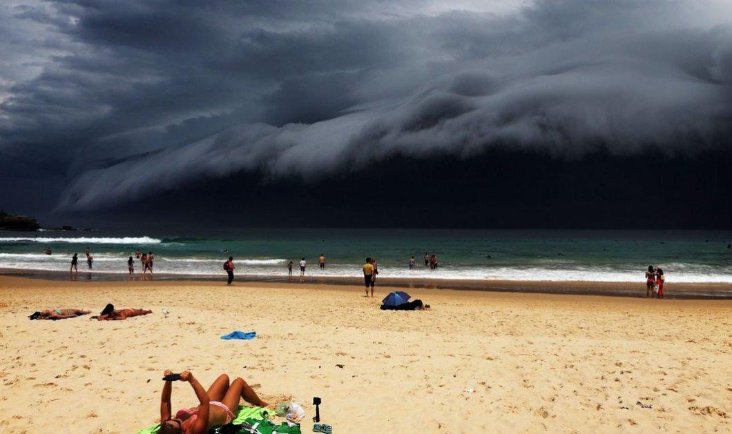 Καιρός: Πιο... άστατος δεν υπάρχει: Τοπικές βροχές και 35 βαθμοί - Κυρίως Φωτογραφία - Gallery - Video