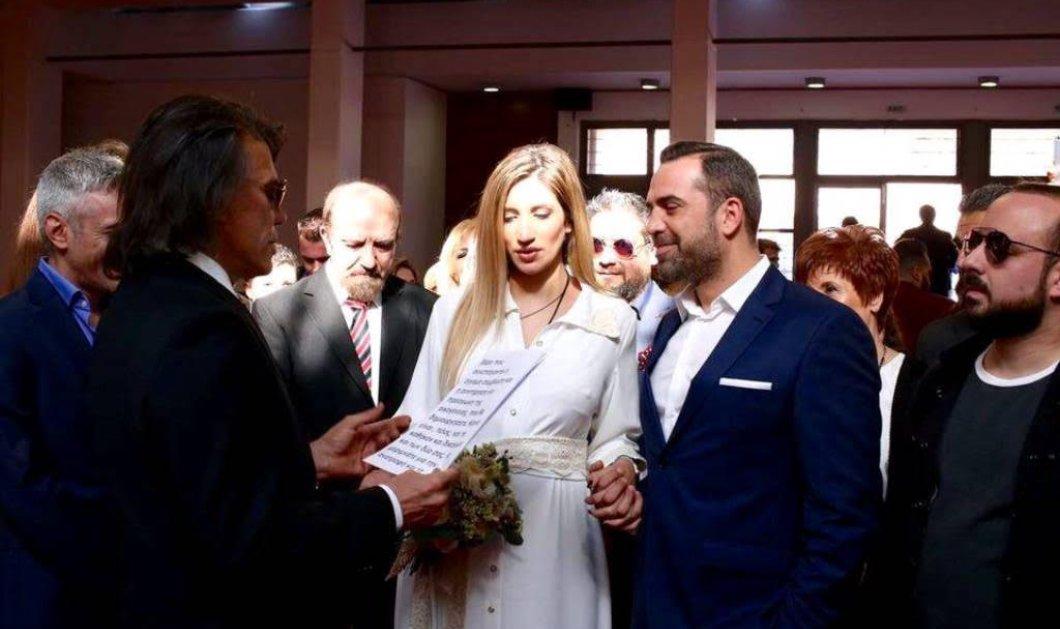 Εκπληκτικό προσκλητήριο: O δημοσιογράφος Στέφανος Κωνσταντινίδης παντρεύεται την Μαρία του & βαφτίζουν το γιο τους στην Τήνο (φωτο) - Κυρίως Φωτογραφία - Gallery - Video