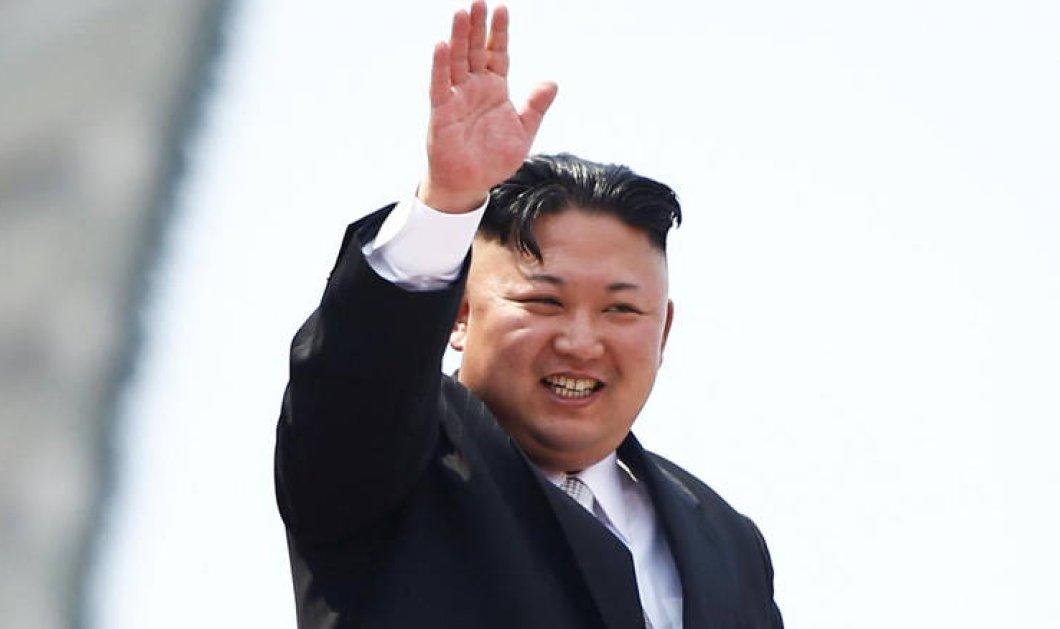 Περιζήτητος ο «μπουμπούκος» Κιμ Γιονγκ Ουν: Τώρα ο Πούτιν τον προσκάλεσε στο Κρεμλίνο - Κυρίως Φωτογραφία - Gallery - Video
