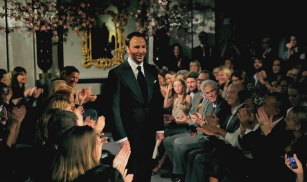 TOM FORD: Όλη η αφρόκρεμα της showbiz και των επιχειρήσεων πρώτη σειρά στην εβδομάδα μόδας της Νέας Υόρκης - Κυρίως Φωτογραφία - Gallery - Video