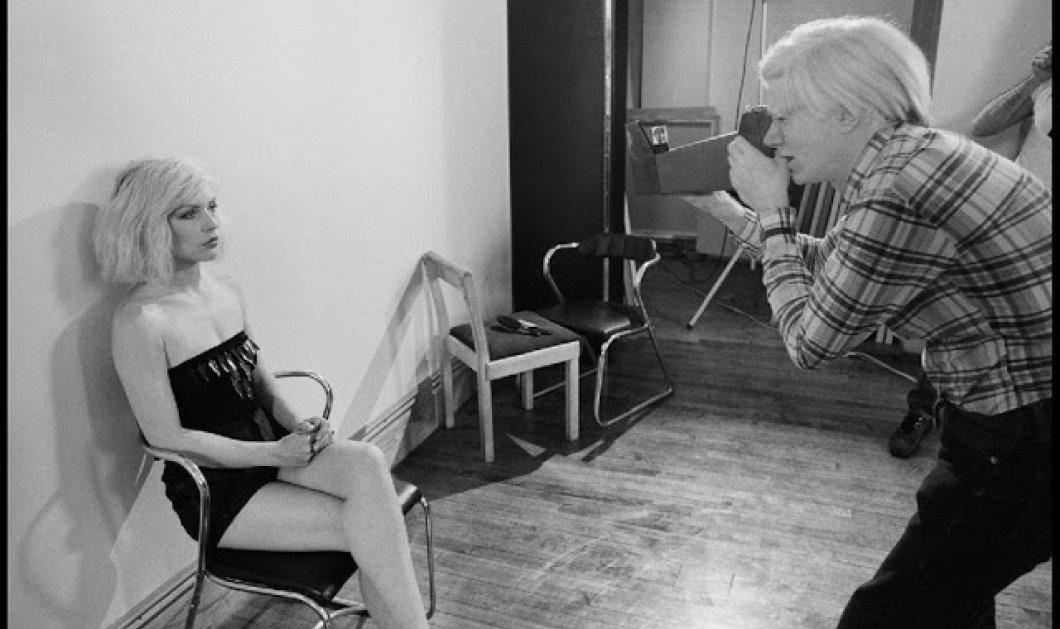 Ποιος χρειάζεται το Instagram ή το photoshop; - Δείτε τις εκπληκτικές φωτογραφίες που τράβηξε ο Άντι Γουόρχολ στην Ντέπι Χάρι  - Κυρίως Φωτογραφία - Gallery - Video