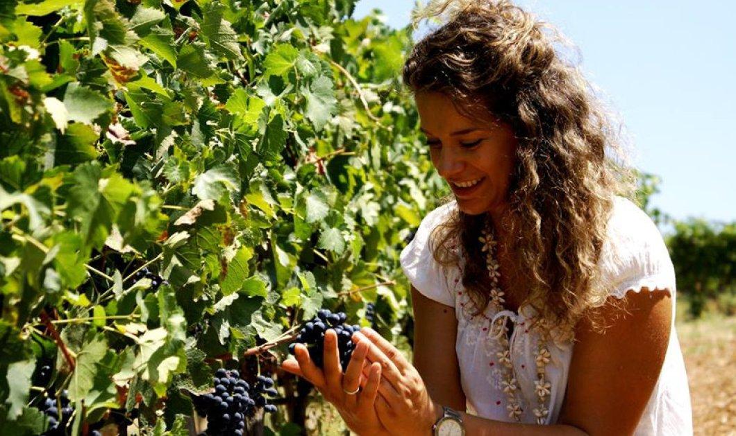 Made in Greece τα Lenga Grape Spa & η Λένγκα Γρηγοριάδου: Όταν το σταφύλι από το Κτήμα Αβαντίς στην Εύβοια γίνεται σειρά φυσικών καλλυντικών για το σώμα & το πρόσωπο - Κυρίως Φωτογραφία - Gallery - Video
