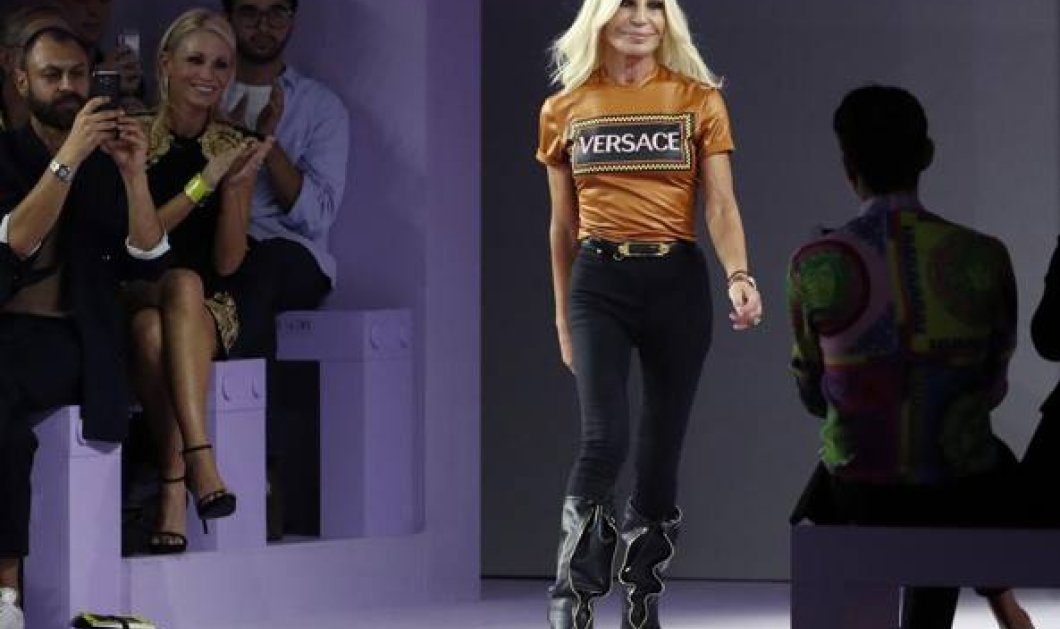 Ιστορική αλλαγή: O οίκος Michael Kors εξαγόρασε τον Versace  - Κυρίως Φωτογραφία - Gallery - Video