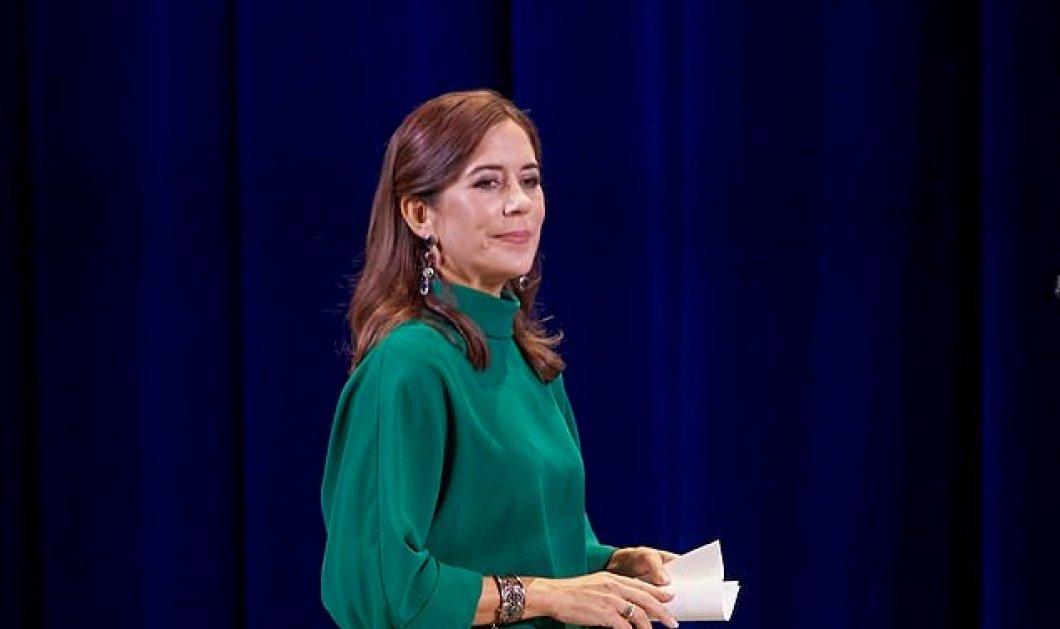 H πριγκίπισσα Mary της Δανίας παρουσίασε τα βραβεία design αλλά το ένα της έπεσε κάτω (ΦΩΤΟ - ΒΙΝΤΕΟ) - Κυρίως Φωτογραφία - Gallery - Video