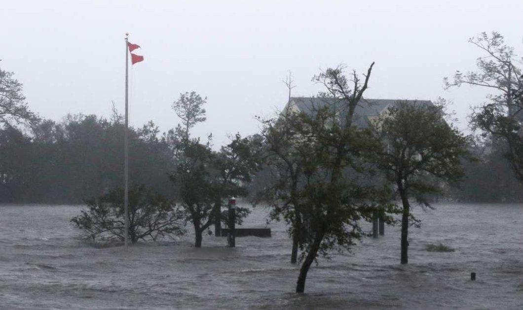 """Κυκλώνας Φλόρενς εναντίον τυφώνα  Mangkhut - Ποιο """"τέρας"""" θα προκαλέσει περισσότερες καταστροφές; - Συγκλονιστικές εικόνες - Κυρίως Φωτογραφία - Gallery - Video"""