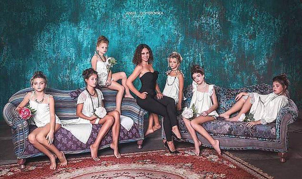 Παγκόσμια κατακραυγή για την Ουκρανή σχεδιάστρια - Έβαλε ανήλικα κοριτσάκια να ποζάρουν με σέξι εσώρουχα (Φωτό) - Κυρίως Φωτογραφία - Gallery - Video