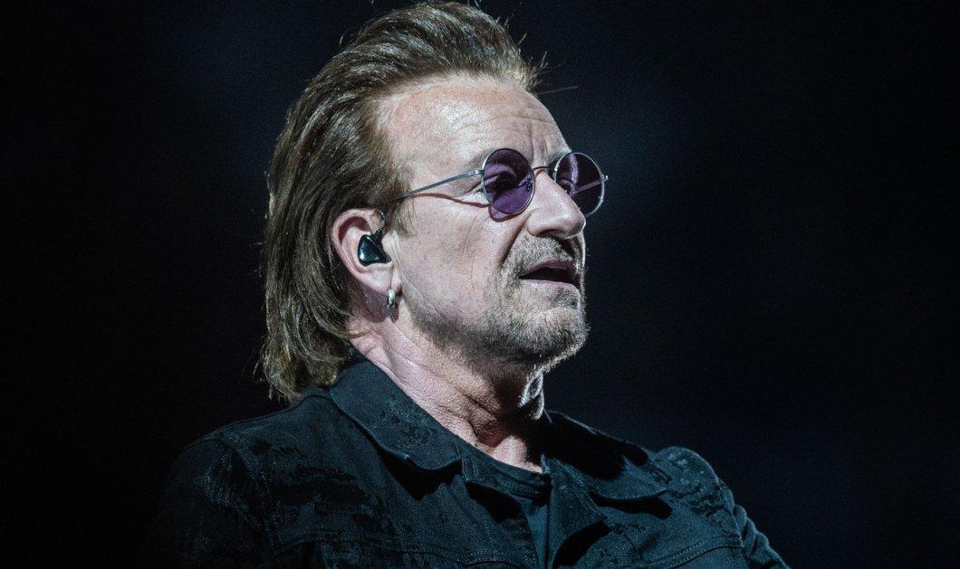 Bono: Χαιρέτησε ναζιστικά σε συναυλία - Η απάντησή του στην άνοδο της Ακροδεξιάς στη Σουηδία (Βίντεο) - Κυρίως Φωτογραφία - Gallery - Video