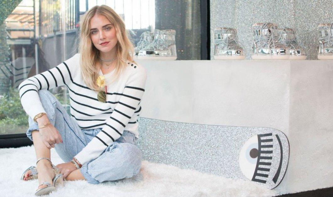 Πως ντύθηκαν οι διασημότερες fashion bloggers Olivia Palermo & Chiara Feragni στη Νέα Υόρκη για την εβδομάδα μόδας; (ΦΩΤΟ)  - Κυρίως Φωτογραφία - Gallery - Video