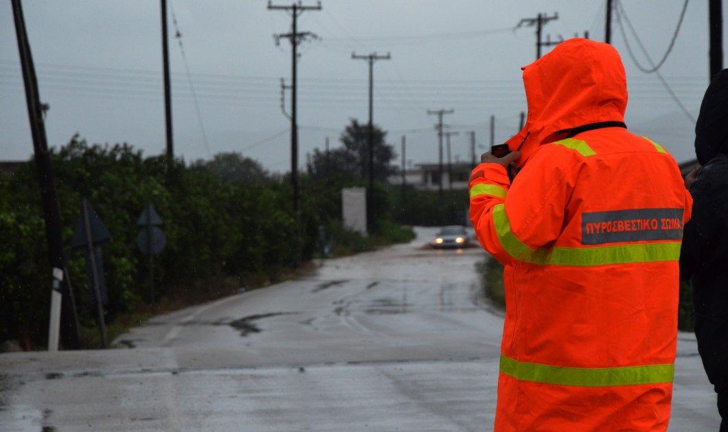 """Εικόνες βιβλικής καταστροφής άφησε πίσω του ο """"Ζορμπάς"""" στην Πελοπόννησο - Μεγάλες ζημιές σε Κορινθία - Αργολίδα- """"Σαρωτικό"""" το πέρασμα κι από την Εύβοια (φώτο-βίντεο)  - Κυρίως Φωτογραφία - Gallery - Video"""