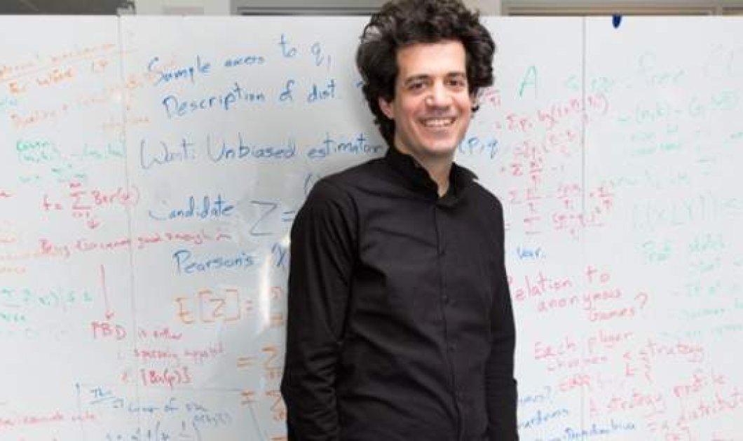 Οι μαθητές του Δασκαλάκη τον αγαπάνε κι έχουν χιούμορ! -Το ΜΙΤ  γέμισε με… Δασκαλάκηδες! (φωτο) - Κυρίως Φωτογραφία - Gallery - Video