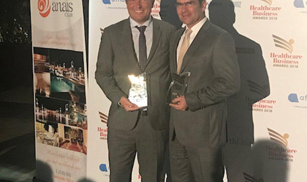 Με δύο Χρυσά Βραβεία στην ενότητα ανάπτυξη διακρίθηκε άλλη μια χρονιά  η Βιομηχανία Φαρμάκων DEMO ABEE στην διοργάνωση «Healthcare Business Awards 2018» - Κυρίως Φωτογραφία - Gallery - Video