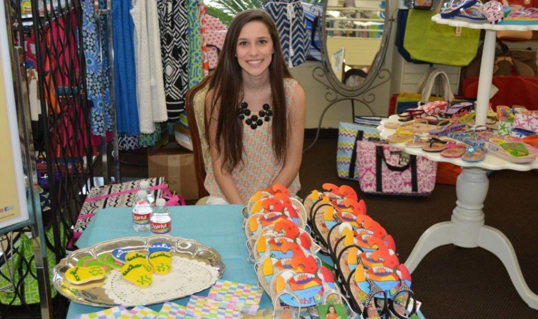 Top Woman η Madison: Έχτισε μια επιτυχημένη επιχείρηση ενώ πήγαινε σχολείο & έγινε εκατομμυριούχος (ΦΩΤΟ - ΒΙΝΤΕΟ)   - Κυρίως Φωτογραφία - Gallery - Video