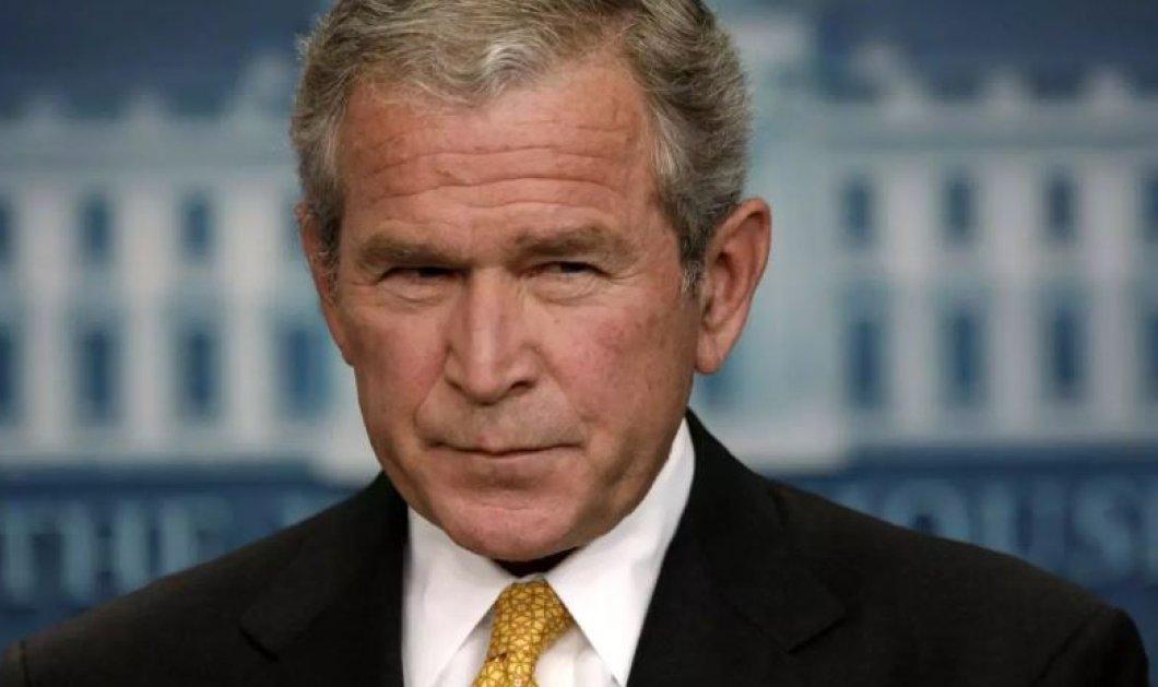 Και ο Τζορτζ Μπους Junior παρεμβαίνει στο Σκοπιανό - Όλη η επιστολή προς τους πολίτες-ψηφοφόρους (Φωτό) - Κυρίως Φωτογραφία - Gallery - Video