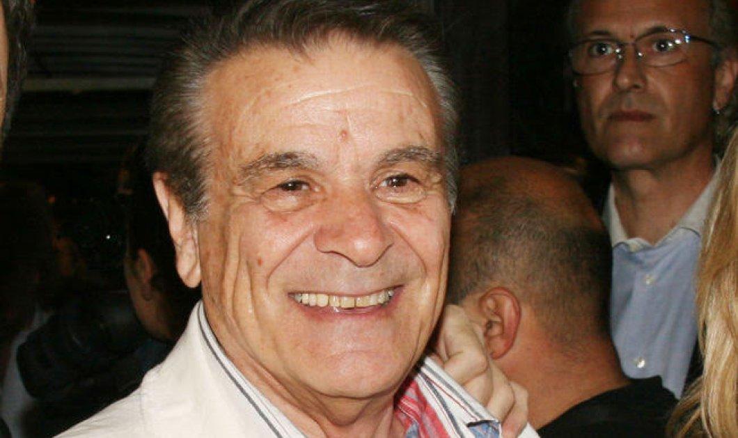 Πέθανε στα 80 του ο ηθοποιός Γιώργος Παπαζήσης - Έδινε μάχη με τον καρκίνο - Κυρίως Φωτογραφία - Gallery - Video