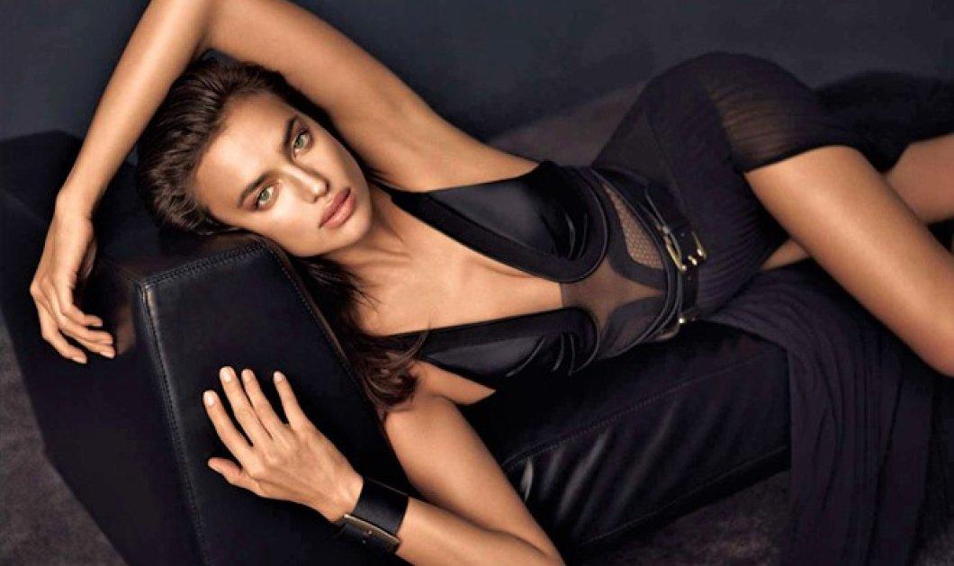 H Ιρίνα Σάικ ειναι η ωραιότερη γυναικά του κόσμου - Φώτο από την εβδομάδα μόδας στο Μιλάνο   - Κυρίως Φωτογραφία - Gallery - Video