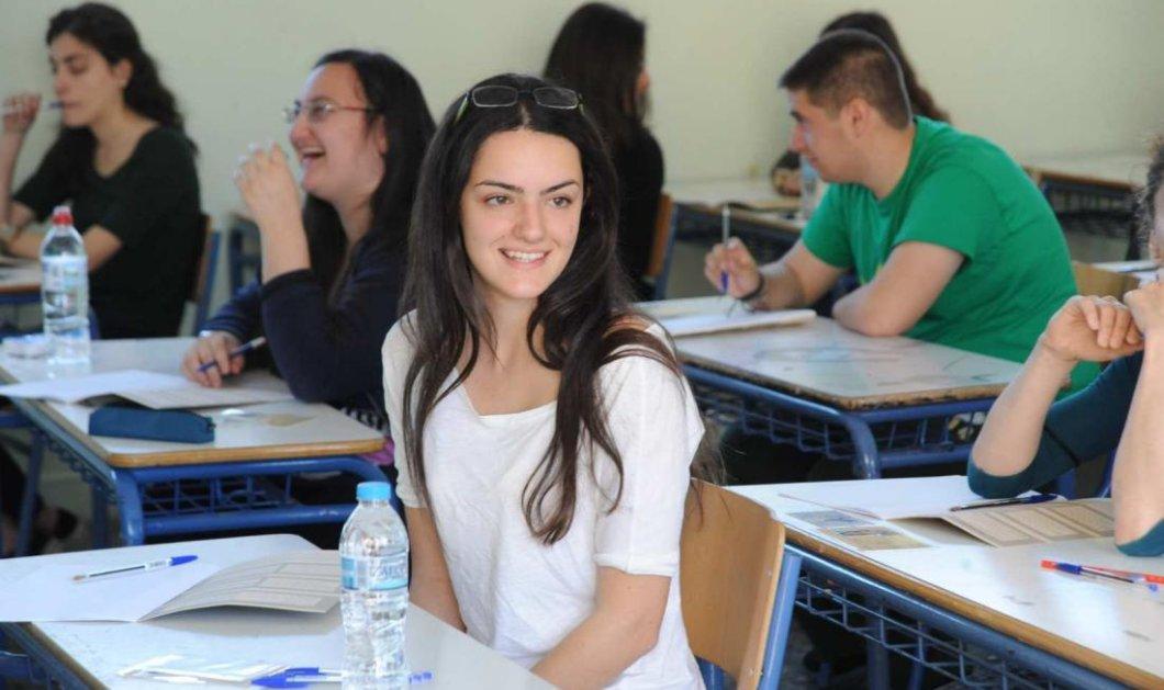 Οι αλλαγές στις Πανελλήνιες: Τέσσερα πεδία, τροποποιήσεις στις εξετάσεις για το απολυτήριο, καταργούνται τα Λατινικά - Κυρίως Φωτογραφία - Gallery - Video