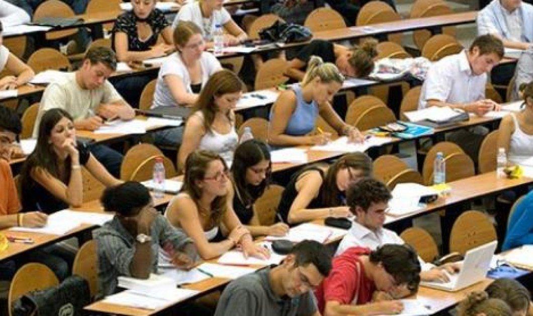Ως μάστερ αναγνωρίζονται τα πτυχία 5ετούς φοίτησης από ελληνικές σχολές - Κυρίως Φωτογραφία - Gallery - Video