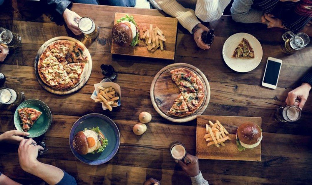 Που έχει τα καλύτερα μπέργκερ και πίτσες στην Αθήνα; (Φωτό) - Κυρίως Φωτογραφία - Gallery - Video
