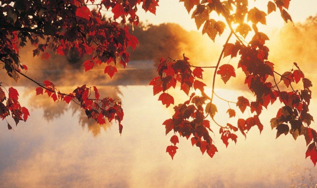 Aς πιστέψουμε την Κατερίνα Τσεμπερλίδου! 35 πράγματα που μας κάνουν ευτυχισμένους το Σεπτέμβριο   - Κυρίως Φωτογραφία - Gallery - Video